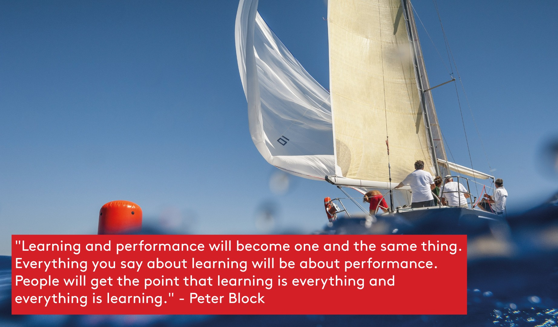 Quote  - Peter Block