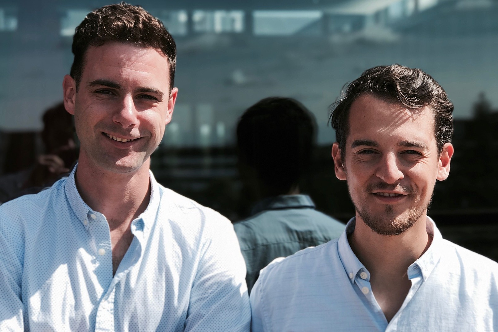 Jean-Luc & Theo are the founders of TinQwise Immersive