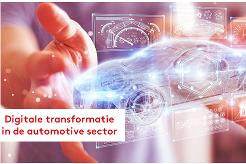 Digitale transformatie in de automotive sector