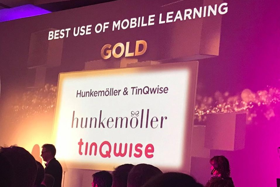 'Best use of mobile learning' voor Live it Up!