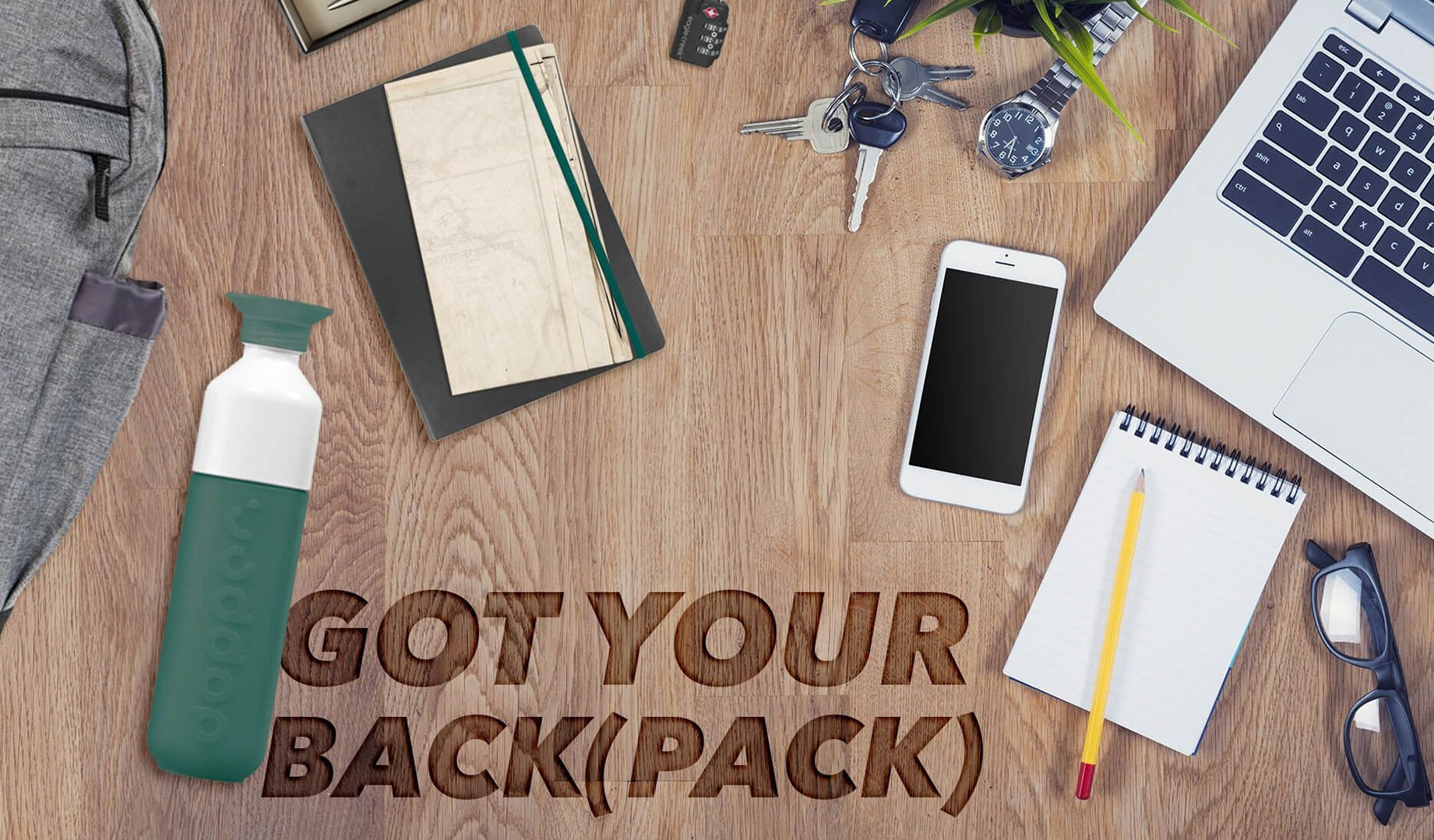 Got your back(pack)
